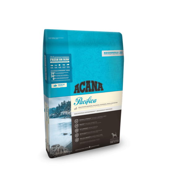 Acana Regionals Pacifica 11.4 kg