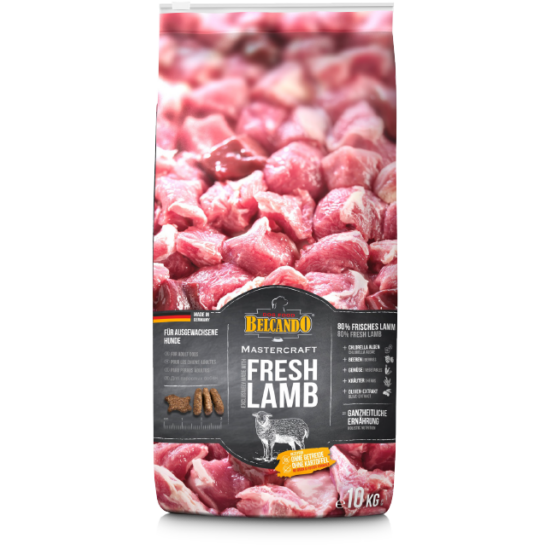 Belcando Mastercraft Fresh Lamb 10 kg