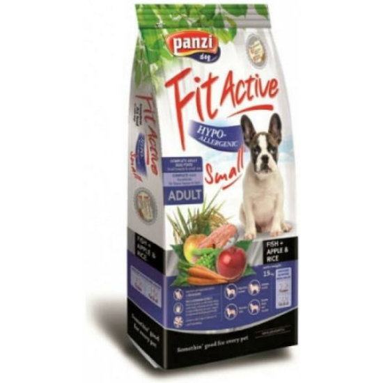 FitActive Hypoallergenic Fish Apple & Rice Small 15kg