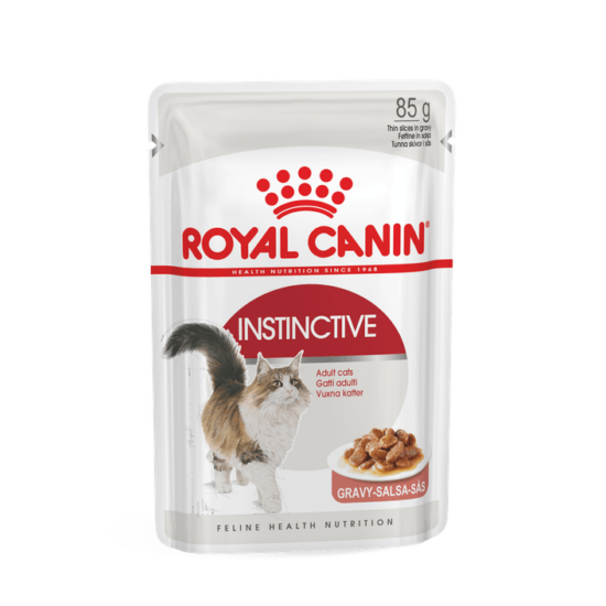 Royal Canin Cat Instinctive Gravy 85 g